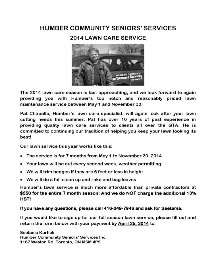 Humberservices