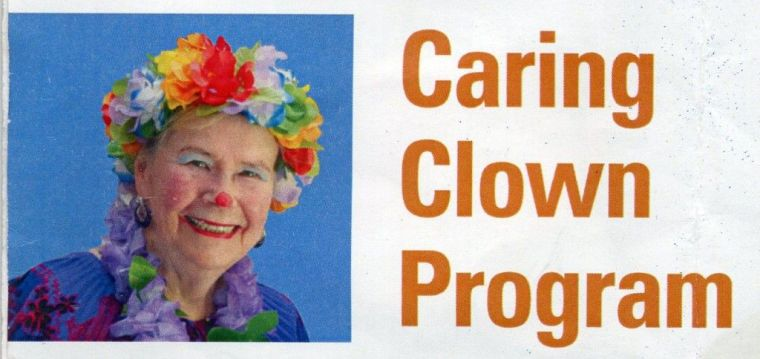 A Caring Clown Program