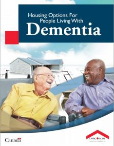 Housing Options for Persons Living with Dementia Guide.