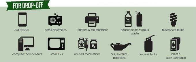Things to recycle