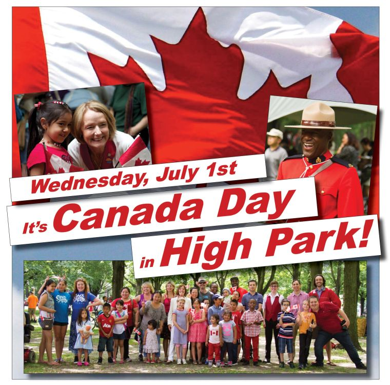 Canada Day in High Park