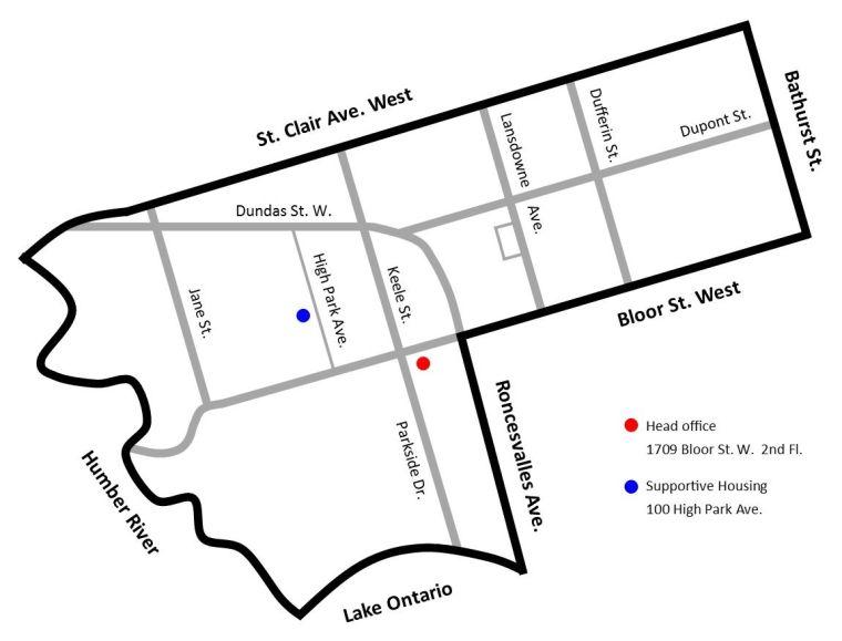 WTSS Service Area