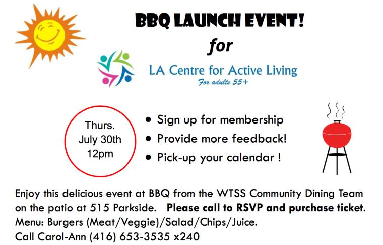 LA Centre for Active Living