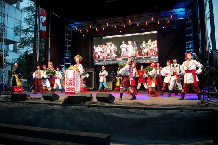 Ukrainian Festival 2015