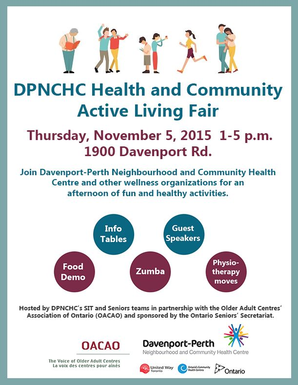 DPNCHC Community Health Fair