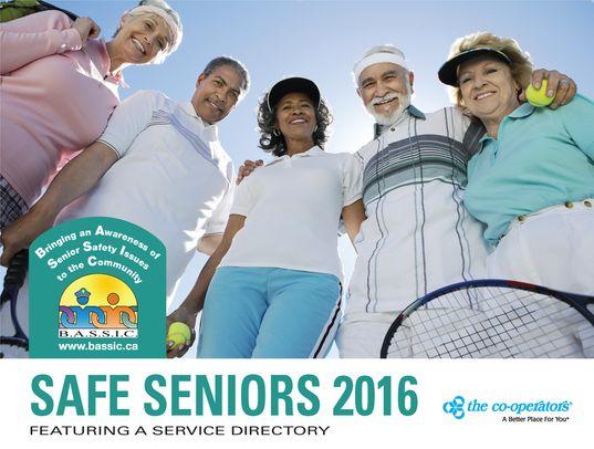Safe Seniors Calendar