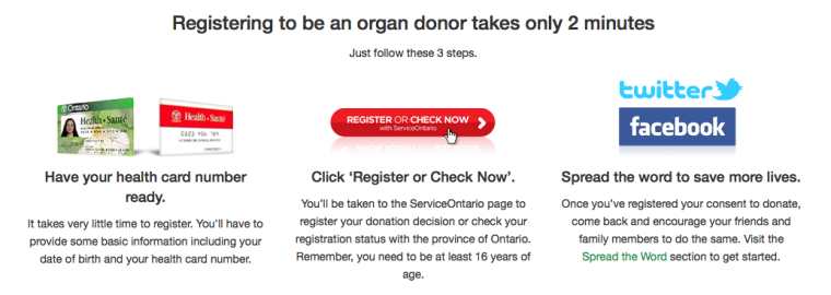 Be A Donor