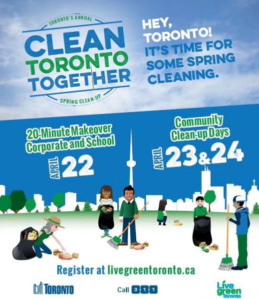 Clean Toronto Together