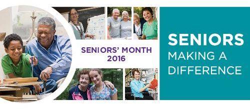 Seniors' Month