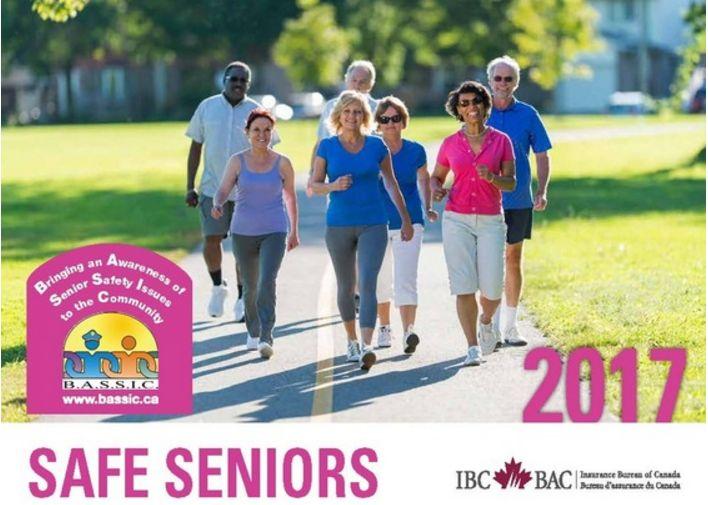 BASSIC Safe Senior Calendar